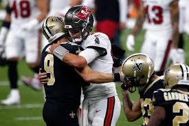 New orleans saints football game. Antonio Brown S Return Brady Vs Brees Make Saints Bucs Must See Tv