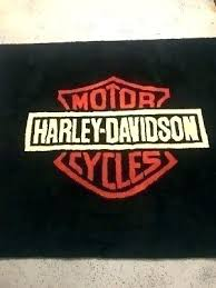 harley davidson rugs large area rugs rug bar shield mat harley davidson latch hook rugs