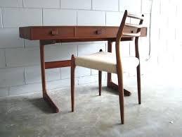 retro office desks. Retro Desk Chair Modern Vintage Office Furniture Mid Century Danish Desks O