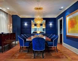 beautiful dining rooms. 20 Beautiful Dining Rooms With Velvet Chairs