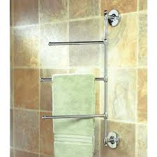 outstanding suction towel bar for glass shower door bath towel rack bath towel rack ideas mounted