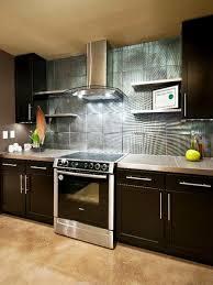 Glass Backsplash In Kitchen Kitchen Backsplash Panels Brown Gray Subway Slate Backsplash