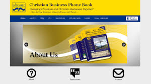 Business Phone Book Christian Business Phone Book Web Design Red Rook Royal
