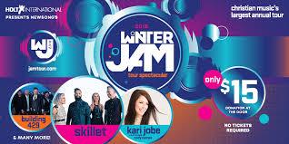 winter jam flyer 2018 winter jam 2018 enterprise center