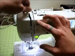Using Embroidery Floss In Sewing Machine