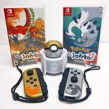 Kommt Pokemon Let's Go Johto... - Amiibo News Deutschland