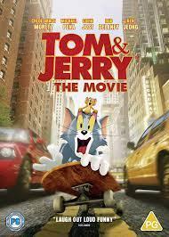 Tom & Jerry The Movie [DVD] [2021]: Amazon.de: ChloÄŤ Grace Moretz,  Michael Pe?a, Tom, Jerry, Jordan Bolger, Rob Delaney, Patsy Ferran, Pallavi  Sharda, Colin Jost, Somi De Souza, Tim Story: DVD &