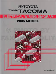 2005 tacoma wiring diagram 2005 wiring diagrams online 2005 toyota tacoma wiring diagram 2005 image