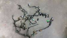 d16y8 harness 99 00 honda civic ex engine wiring harness vtec mt manual trans obd2b ek d16y8