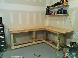 workbench plans garage garden shed howto diy ideas 2x4