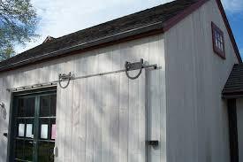 capricious outside sliding barn door exterior hardware diy john robinson decor glass lock screen track outdoor
