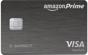 Check spelling or type a new query. Amazon Announces Amazon Prime Rewards Visa Signature Card For Members