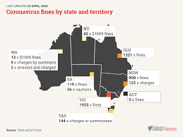 It's time to plan for another statewide lockdown. Victoria Has Issued The Most Fines For Lockdown Breaches While The Act Hasn T Fined Anyone