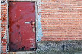 metal door texture. Wind Mill Metal Door Texture