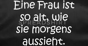 Lustige Sprüche Frau Morgen Alt Schön Sarkastisch Sporttasche