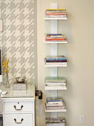diy office projects. 2. Book Shelf Diy Office Projects