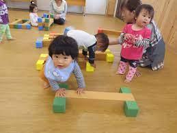 1 歳児 室内 遊び
