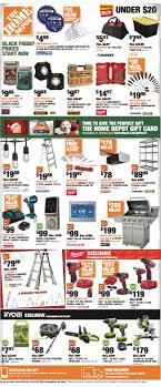 Home Depot Black Friday Improved starts November 6 - 9to5Toys