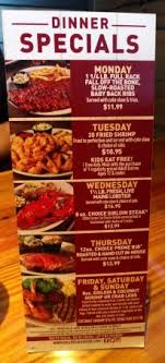 specials menu dinner specials menu picture of millers ale house sterling