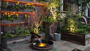 Patio Ideas  Patio Pot Plant Ideas Uk Patio Flower Bed Ideas Back Container Garden Ideas Uk