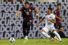 El Salvador vs. Mexico: lineups ...