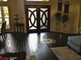 Laminated Flooring Inspiring Dark Wood Laminate Hallway Furniture Floor Vs  Hardwood Room Decorating Black Uk. ...