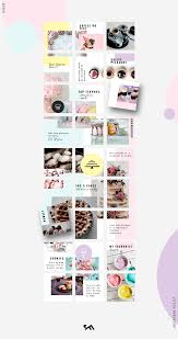 Video scripts for reels, igtv videos, and. 530 Instagram Templates Puzzles Posts Pack Animated Static Versions Bypeople
