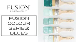 Fusion Mineral Paint Color Chart Whats The Difference Colour Series Part 2 Fusion Mineral Paint Blues