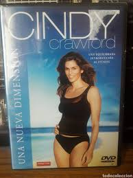 cindy crawford dvd una nueva dimension fitness nueva y precintada