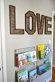 wooden letter wall decor appealing wood letter wall decor in hanging wooden letters for nursery best