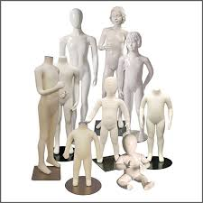 <b>Mannequin</b> Display Forms, A Wide Range for Retail Clothing Stores ...