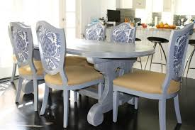 Reclaimed Wood Lourdes Dining Table With Shield Back Chairs - Shield back dining room chairs