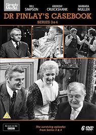 Dr Finlay's Casebook Series 3 & 4 [DVD]: Amazon.co.uk: Barbara Mullen, Eric  Woodburn, Effie Morrison, Neil Wilson, Bill Simpson, Andrew Cruickshank,  Barbara Mullen, Eric Woodburn: DVD & Blu-ray