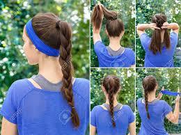 髪のチュートリアルです髪型三つ編みのチュートリアルです三つ編みを
