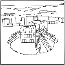 minecraft spider coloring pages printable minecraft spider coloring pages elijah