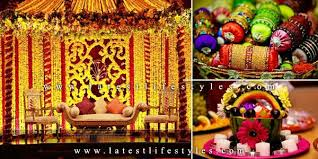 Mehndi Tray Decoration Mehndi Decoration Ideas Stage Flowers Hall Life with Style 29