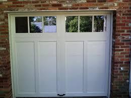 single garage doorOne Car Garage Door In Chamberlain Garage Door Opener On Amarr