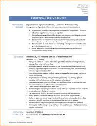 Esthetician Resume Esthetician Resume Esthetician Resume Sow