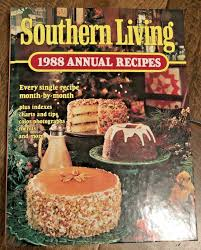 Single Charts 1988 Southern Living Annual Recipes 1988 By Southern Living Editors 1988 Hardcover