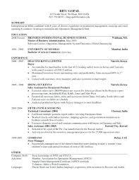 ma resume template