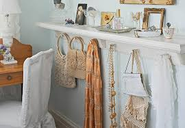 bedroom with storage. Shelf With Necklaces And Purses Hanging From Hooks Bedroom Storage E