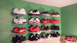Just The Right Shoe Display Stand How To Display Your Sneakers On The Wall YouTube 62