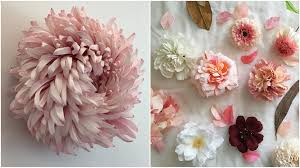 Flower Made In Paper These Incredibly Realistic Flowers Are Actually Made Of