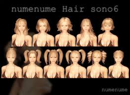 Skyrim Hair Style Mod numenume hair at skyrim nexus mods and munity 5961 by wearticles.com