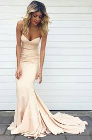 Prom Dress Color Chart Sweetheart Sweep Train Mermaid Prom Dress Evening Dress