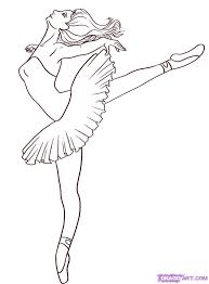 Small Picture 25 unique Ballerina coloring pages ideas on Pinterest Fairy