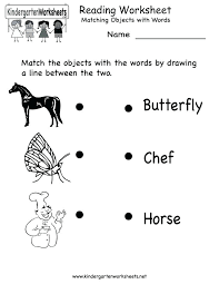 Kindergarten Homework Printable The Best Worksheets Image Free For ...