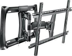 tv wall mount full motion image full motion tv wall mount 55 inch target