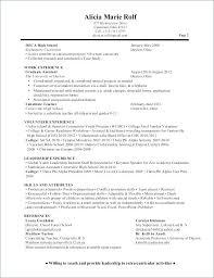 Graduate School Resume Template Interesting High School Resume Template Microsoft Word Resume Pro