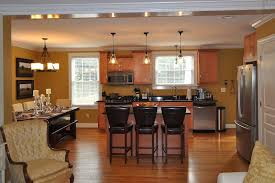 Lighting For Kitchen Table Kitchen Track Lighting Ideas Exposed Rafter Track Lighting Photos